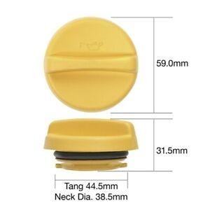Tridon Oil Cap TOC541 fits Holden Vectra 2.0 i (JR), 2.0 i (JS), 2.2 i (JS), ...