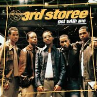 3rd Storee • Get with me CD
