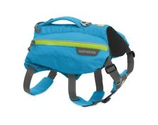 RUFFWEAR SINGLETRAK DOG HYDRATION PACK BLUE DUSK MEDIUM