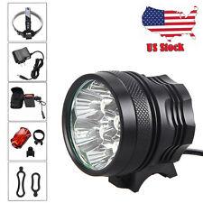 High Power 14000LM 7x XML T6 Mountain Bike Bicycle Head Light Headlamp Lamp US