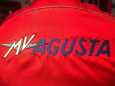 Blouson MV AGUSTA (large logo brodé au dos)
