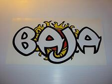 2 Baja boat decals baja marine vinyl  this set is 10 inch sunburst decal set