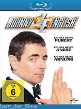 JOHNNY ENGLISH (Rowan Atkinson, Natalie Imbruglia) Blu-ray Disc NEU+OVP