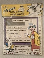 Maxine Magnetic Messages by Hallmark New