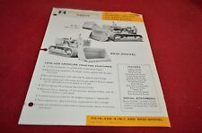 International Harvester TD-15 Crawler Loader Dealers Brochure AMIL12 Ver 717-M1