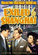 Exiled To Shanghai NEW DVD