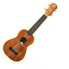 Koyama Design Series Fuji Concert Ukulele Solid Koa Top Aquila strings