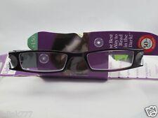 New $24.99 Foster Grant Light Specs Women Reading Glasses-Strength +1.50-Purple