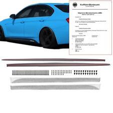 Seitenschweller Leisten SPORT-Performance SATZ+ Folie passend für BMW F30 F31 M