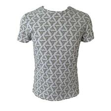 Varón adulto de Assassin's Creed Abstergo Logo en estampado T-shirt XXL Gris