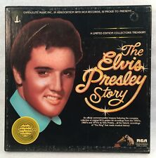 Candlelite Music Inc w/RCA Records The ELVIS PRESLEY STORY Golden Treasury Colle