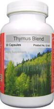 Thymus Blend, Natural Glandular Support Formula, Immune Support, 90 ct