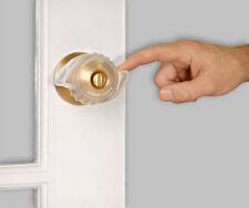 EZ Doorknob Grip (2 Pack) - Glow in the Dark, Fits Most Doorknobs, Easy Opening