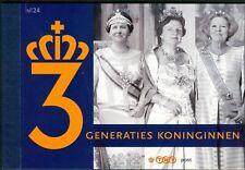 Nederland NVPH  PR 24 3 generaties Koninginnen 2009