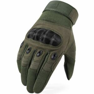 Unisex Touch Screen Gloves Motocross Protective Gear Racing Full Finger Mittens