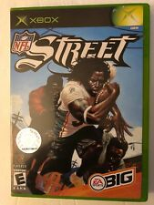 Xbox Game ~ NFL Street ~ Football Game ~ Original Case And Manual