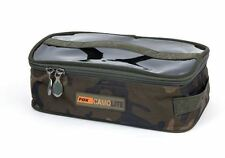 Fox CamoLite Accessory Bag Large / Carp Luggage