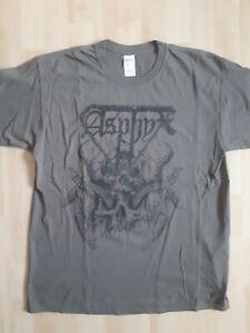 Asphyx   TS / L / Autopsy,Bolt Thrower, Obituary, Soulburn, Celtic Frost