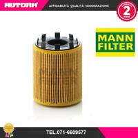 HU7131X Filtro olio Gruppo adat.Fiat-Opel-Suzuki (MARCA-MANN FILTER)