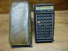 """HP-41C """"FULLNUT"""" PROGRAMMABLE VINTAGE CALCULATOR WORKS PERFECTLY!"""