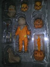 Ultimate Sam figure by NECA Trick 'r Treat brand new NO BOX  read the details!