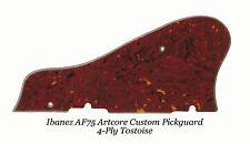 Ibanez AF75 Artcore Custom 4-Ply Tortoise Pickguard Guitar Vintage Project NEW