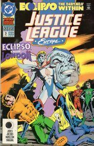 Justice League Europe Annual #3 / 1992