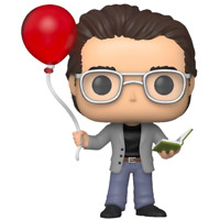 Stephen King with Red Balloon Funko Pop Vinyl New in Box