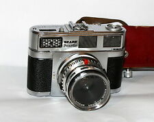 Braun * Paxette Automatic Super III Foto-Kamera & Enna Color-Ennit 1:2.8/50 3940