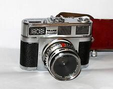 Braun * Paxette Automatic Super III Foto-Kamera & Enna Color-Ennit 1:2.8/50 3940