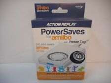 Amiibo Action Replay Power Saves POWER TAG - Nintendo Switch & Wii U - *NEW*