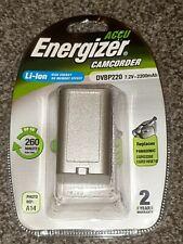 Energizer DVBP220 7.2V 2200mAh Battery - PANASONIC CGRD220E  CGRD16SE1B
