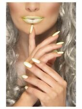 LIPSTICK Glow in the DARK Halloween Party Ghost Ghoul Make Up FX Face Paint