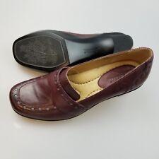 EARTH Lantana Merlot High Heels Shoes Women's US 9.5 B Medium