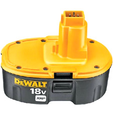 DEWALT DC9096 XRP 18-Volt 2.4 Amp Hour NiCd Pod Style Battery Made In USA, New