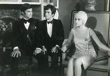 JEAN-CLAUDE BRIALY SYLVIE FENNEC LE BAL DU COMTE D'ORGEL 1970 PHOTO ORIGINAL #1