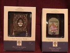 Hallmark The Family Tree PHOTO Keepsake Part Of Our Legacy & Growing Together