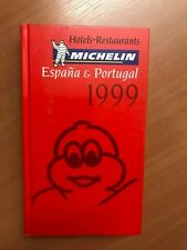 Guide Michelin Espana 1999