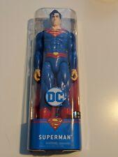 DC COMICS SPIN MASTER-SUPERMAN 30CM HEROES UNITE-1ST EDITION