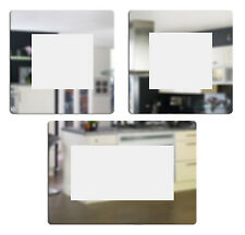 3 FOR 2! Light Switch, Single, Double Plug Socket Surround Finger Plate Free P&P