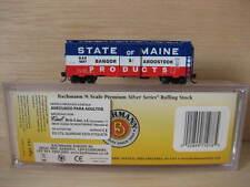 """Bachmann - ref.17056 - Vagón cerrado """"State of Maine"""" (puertas correderas)"""
