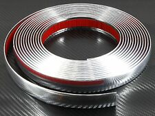 21mm x 5m CHROME CAR STYLING MOULDING STRIP TRIM ADHESIVE
