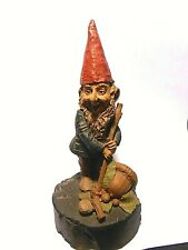 """Tom Clark Gnome """"Puck"""" 1986 Cairn Studio~ 97 ~about 6"""""""