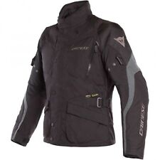 Giacca moto impermeabile dainese tempest 2 d-dry nero