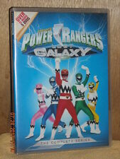 Power Rangers Lost Galaxy: The Complete Series (DVD, 2015, 5-Disc Set)