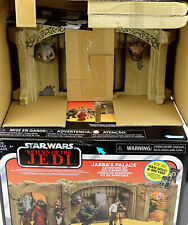 """STAR WARS """"ROTJ"""" JABBA`s PALACE (OHNE FIGUREN !!) THE VINTAGE COLLECTION HASBRO"""