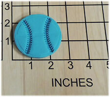 Baseball  Sports Fondant Cookie Cutter and Stamp #1074