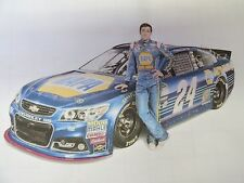 1 NASCAR CHASE ELLIOTT RACING QUILT BLOCKS # 24 NAPA FABRIC MATERIAL RACE