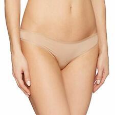 DKNY Women's Litewear Low Rise Bikini Nude Size M New with Tags UK Free P&P