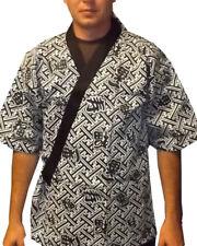 Sushi Chef Happi Coat Chef Coat Restaurant Uniform Sushi Chef Happi Coat Kimono